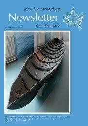 Newsletter - Maritime Archaeology Programme