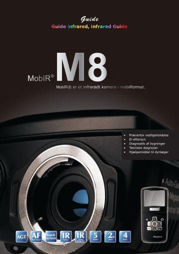 M8 Termografisk kamera.indd - Laser-Prof