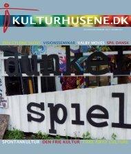Forhåndsvisning - Kulturhusene i Danmark