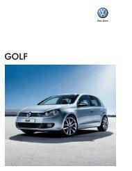 GOLF - Volkswagen