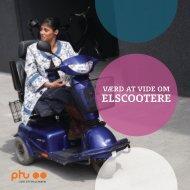 Værd at vide om elscootere - PTU