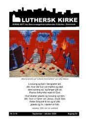 Se sep.--okt.-nummeret i PDF-format. - Den Evangelisk Lutherske ...