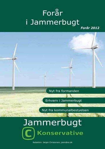 Medlemsblad Maj 2012 - Konservative Folkeparti