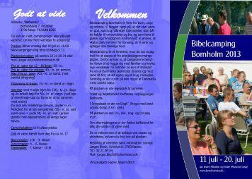 Bibelcamping Bethesda - Indre Mission Bornholm
