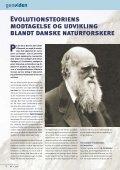 Darwin i dansk videnskab og kultur - Geocenter København - Page 2