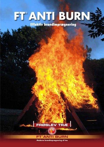FT ANTI BURN - WEBSIGHT demo kommer snart..