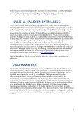 Overflatebehandling. - GAIA agenda - Page 6