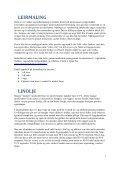 Overflatebehandling. - GAIA agenda - Page 7