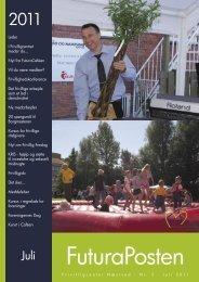 Frivillighedskonference Det frivillige arbejde - Futuracentret
