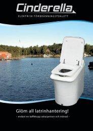 Glöm all latrinhantering! - Total Human Comfort