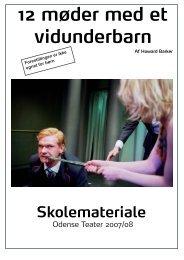 12 møder med et vidunderbarn - Odense Teater