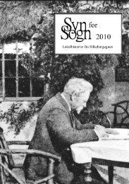 Historien om Skægkær - Silkeborg Arkiv