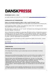 nyhedsbrevet_dansk_presse_uge_41 - Danske Dagblades Forening