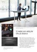 Furniture for meetings EFG HideTech AVM & EFG ... - EFG Bondo - Page 2