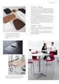 Furniture for meetings EFG HideTech AVM & EFG ... - EFG Bondo - Page 3