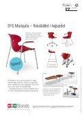 Furniture for meetings EFG HideTech AVM & EFG ... - EFG Bondo - Page 4