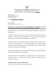 Høringssvar fra FSR i pdf-format - Skatteministeriet
