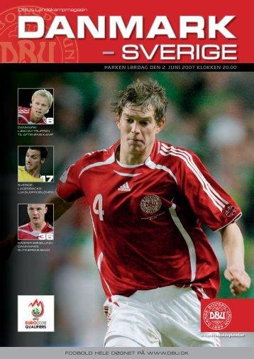 Danmark-Sverige - DBU