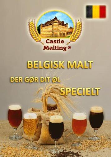 Beskrivelse - Castle Malting