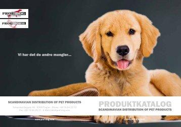 PRODUKTKATALOG - Prof.Dog