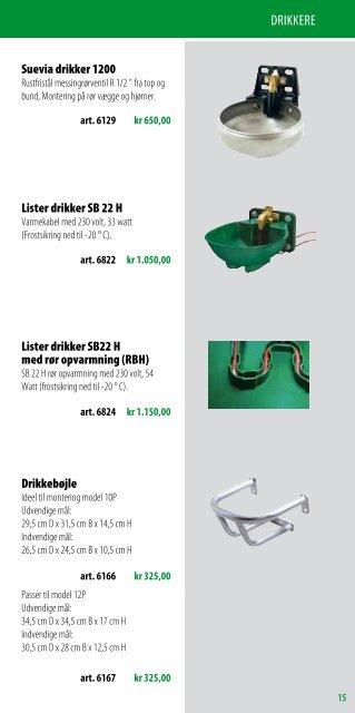 Stald og fold produkter - Großewinkelmann