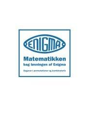 Matematikken - Vestergaards Matematik Sider