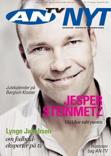Lynge Jakobsen - AN-TV