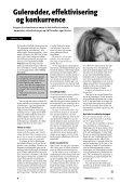 Omstilling: Gulerod og pisk - FORSKERforum - Page 6