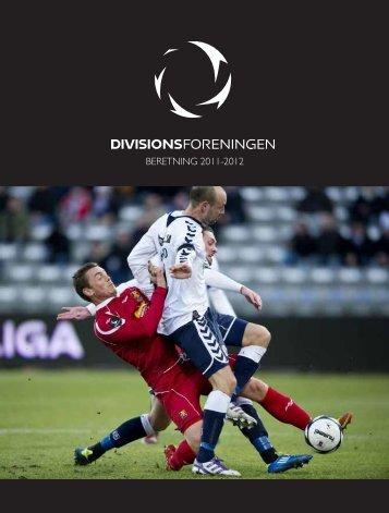 BERETNING 2011-2012 - Divisionsforeningen