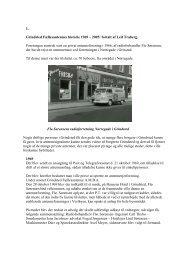1. Grindsted Fællesantennes historie 1969 – 2005: fortalt af Leif ...