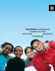 Vejledning i anbringelse af børn og unge med etnisk ...