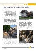 Tagrenovering af Knivholt hovedgård - Page 2