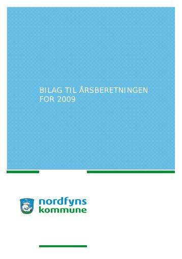 BILAG TIL ÅRSBERETNINGEN FOR 2009 - Nordfyns Kommune