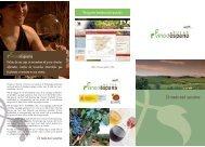 Et møde med sanserne - Wine Routes of Spain