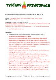 Referat fra bestyrelsesmøde, torsdag den 13. september 2012, kl ...