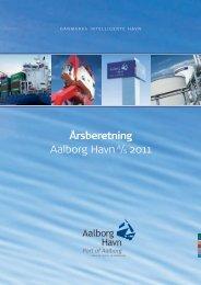 Årsberetning Aalborg Havn A/S 2011