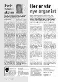 Hvem-hva-hvor side 13 Menighetskalender side 16 2006: Hva nå ... - Page 2