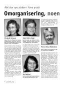 Hvem-hva-hvor side 13 Menighetskalender side 16 2006: Hva nå ... - Page 6