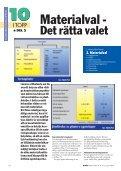 Konstruktionstipsens Tio i topp - Plastnet.se - Page 7