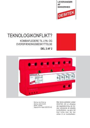 5261_0904; teknologikonflikt - DESITEK A/S