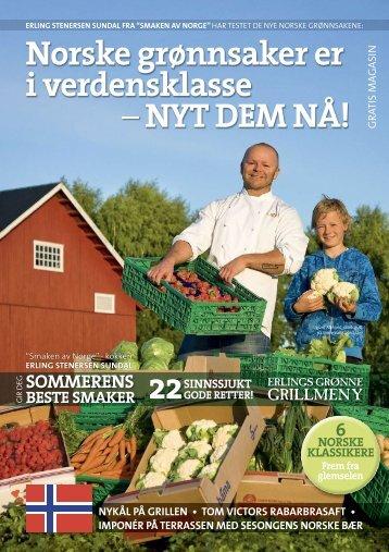 Erling Stenersen Sundal - Bama
