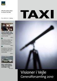 Visioner i Vejle - Dansk Taxi Råd