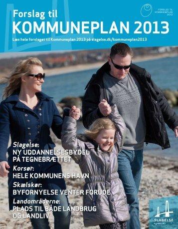 Forslag til Kommuneplan 2013