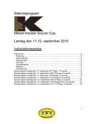 5 mands - Sundby Boldklub