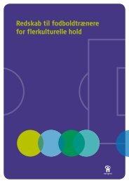 Redskab til fodboldtrænere for flerkulturelle hold - Navigent
