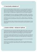 Redskab til fodboldtrænere for flerkulturelle hold - Navigent - Page 5