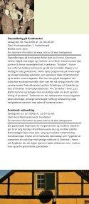 Aktiviteter 2009 - Industrimuseet Frederiks Værk - Page 7