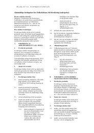 Bilag E til kravspecifikation - Kirkeministeriet