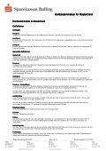 MasterCard Kredit regler - Sparekassen Balling - Page 2