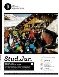 Stud_Jur.2012#1 - Juridisk Diskussionsklub